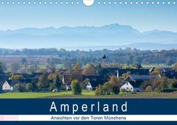 Amperland – Ansichten vor den Toren Münchens (Wandkalender 2020 DIN A4 quer) von Bogumil,  Michael