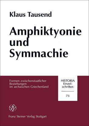 Amphiktyonie und Symmachie von Tausend,  Klaus
