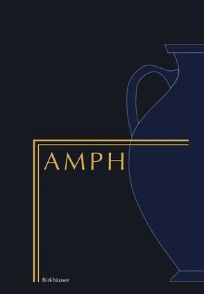 Amphora von Demidov,  Sergei S, Folkerts,  Menso, Rowe,  David E, Scriba,  Ch J