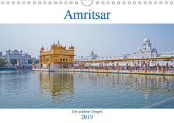 Amritsar – Der goldene Tempel (Wandkalender 2019 DIN A4 quer) von Leonhardy,  Thomas