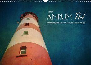 AMRUM Art (Wandkalender 2018 DIN A3 quer) von DESIGN Photo + PhotoArt,  AD, Dölling,  Angela
