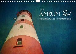 AMRUM Art (Wandkalender 2019 DIN A4 quer) von DESIGN Photo + PhotoArt,  AD, Dölling,  Angela