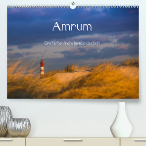 Amrum – Eine farbenfrohe Insellandschaft (Premium, hochwertiger DIN A2 Wandkalender 2021, Kunstdruck in Hochglanz) von Koch - Siko-Fotomomente.de,  Silke