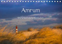 Amrum – Eine farbenfrohe Insellandschaft (Tischkalender 2019 DIN A5 quer) von Koch - Siko-Fotomomente.de,  Silke