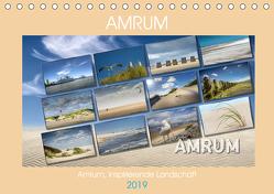 Amrum, inspirierende Landschaft (Tischkalender 2019 DIN A5 quer) von Gödecke,  Dieter