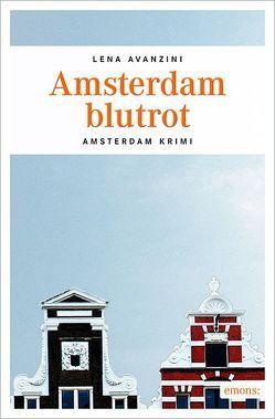 Amsterdam blutrot von Avanzini,  Lena