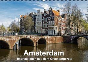 Amsterdam – Impressionen aus dem Grachtengordel (Wandkalender 2016 DIN A2 quer) von Seethaler,  Thomas