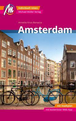 Amsterdam MM-City Reiseführer Michael Müller Verlag von Krus-Bonazza,  Annette