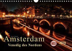 Amsterdam – Venedig des Nordens (Wandkalender 2019 DIN A4 quer) von Roder,  Peter