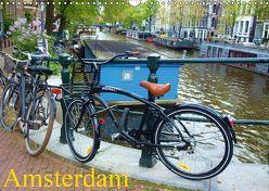 Amsterdam (Wandkalender 2019 DIN A3 quer) von Juretzky,  Ute
