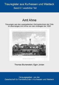 Amt Ahne von Blumenstein,  Thomas, Jordan,  Egon