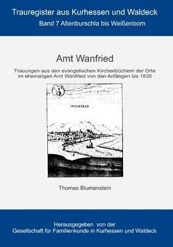 Amt Wanfried von Blumenstein,  Thomas