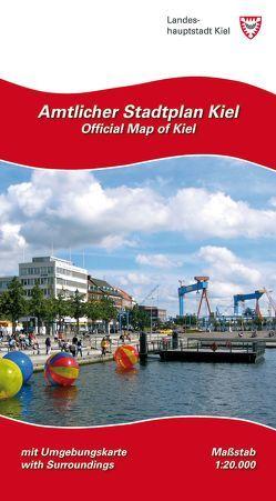 Amtlicher Stadtplan Kiel