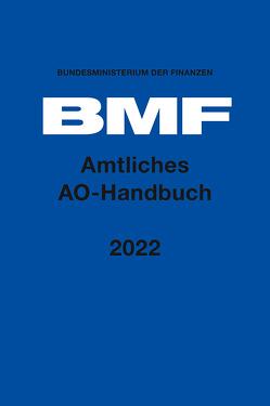 Amtliches AO-Handbuch 2022