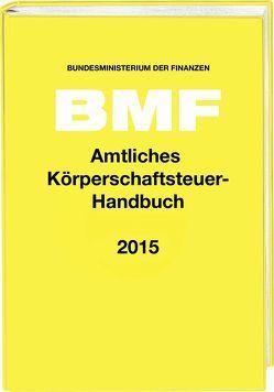 Amtliches Körperschaftsteuer-Handbuch 2015