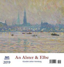 An Alster und Elbe 2019