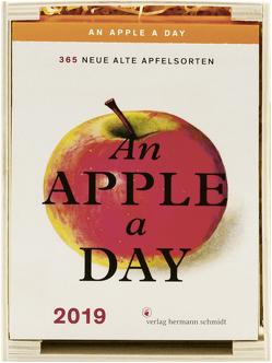 An Apple A Day Kalender 2019 von Rädeker,  Jochen