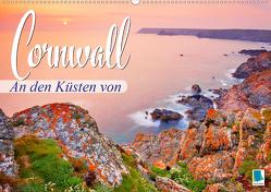An den Küsten von Cornwall (Wandkalender 2020 DIN A2 quer) von CALVENDO