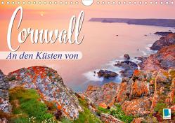 An den Küsten von Cornwall (Wandkalender 2020 DIN A4 quer) von CALVENDO