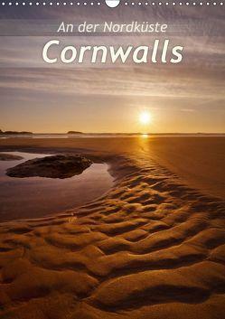 An der Nordküste CornwallsAT-Version (Wandkalender 2019 DIN A3 hoch) von Schoisswohl,  Silvio