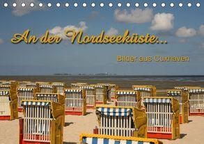 An der Nordseeküste… (Tischkalender 2018 DIN A5 quer) von Berg,  Martina