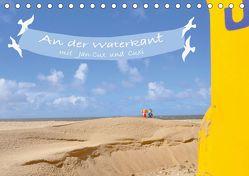 An der Waterkant mit Jan Cux und Cuxi (Tischkalender 2019 DIN A5 quer) von Exner,  Kornelia, kexDESIGN