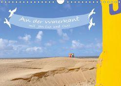An der Waterkant mit Jan Cux und Cuxi (Wandkalender 2019 DIN A4 quer) von Exner,  Kornelia, kexDESIGN