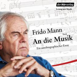 An die Musik von Mann,  Frido