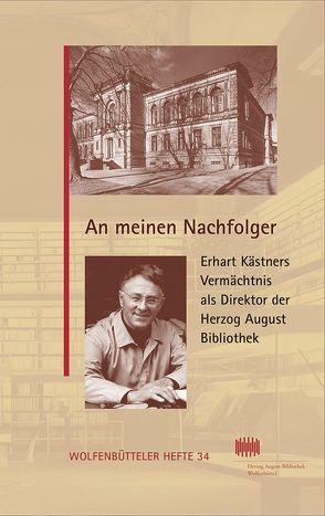 An meinen Nachfolger von Kästner,  Erhart