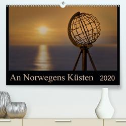 An Norwegens Küsten (Premium, hochwertiger DIN A2 Wandkalender 2020, Kunstdruck in Hochglanz) von calmbacher,  Christiane