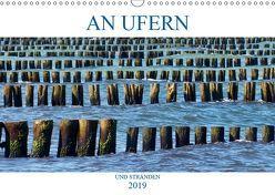 An Ufern und Stränden (Wandkalender 2019 DIN A3 quer) von happyroger