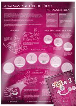 Analmassage für die Frau – Kurzanleitung (2017) – Massage-Techniken für die Tantramassage und mehr Genuss beim Sex von Cremer,  Yella
