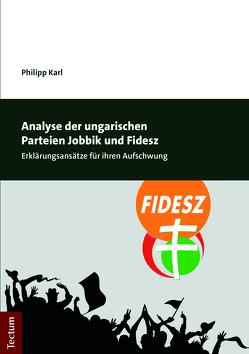Analyse der ungarischen Parteien Jobbik und Fidesz von Karl,  Philipp