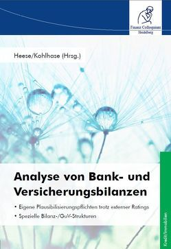 Analyse von Bank- und Versicherungsbilanzen