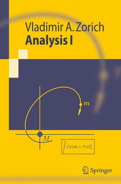 Analysis 1 von Schüle,  J., Zorich,  V. A.