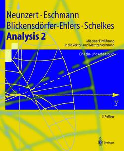 Analysis 2 von Blickensdörfer-Ehlers,  Arndt, Eschmann,  Winfried G., Schelkes,  Klaus