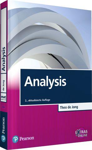 Analysis von de Jong,  Theo