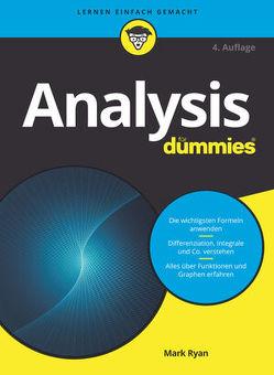 Analysis für Dummies von Ryan,  Mark