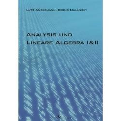 Analysis und Lineare Algebra I & II von Angermann,  Lutz, Mulansky,  Bernd