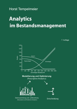 Analytics im Bestandsmanagement von Tempelmeier,  Horst
