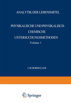 Analytik der Lebensmittel von Belitz,  Priv.-Doz. Dr.-Ing. Hans-Dieter, Bergner,  Prof. Dr. Karl-Gustav, Berndt,  Dr. rer. nat. Dietrich, Diemair,  Prof. Dr. phil. Dr.-Ing. Willibald, Drawert,  Dr. Friedrich, Eisenbrand,  Prof. Dr. Josef, Feiling,  Dr. rer. nat.,  Dipl-Chem. Karlheinz, Flügge,  Dr. phil. Johannes, Freund,  Dr. phil. Dr. med. vet. h.c. Hugo, Grüne,  Dr. phil. Dipl.-Chem. Auguste Marie Bernhardine, Hecker,  Prof. Dr. rer. nat.,  Dipl.-Chem. Erich, Heimann,  Prof. Dr.-Ing. Werner, Henning,  Dr. rer. nat.,  Dipl.-Chem.,  Apotheker Hans-Jürgen, Johannsen,  Eichdirektor Dipl.-Ing. Heinrich, Mahling,  Dr. rer. nat.,  Dipl.-Chem. Andreas, Pfeilsticker,  Dipl.-Chem. Dr. Konrad, Pfeilsticker,  Dr. rer. nat.,  Dipl.-Chem.,  Oberchemierat a.D. Karl, Ramb,  Dr. phil. nat. Rudolf, Schormüller,  J., Seher,  Prof. Dr.-Ing. Artur, Slevogt,  Doz. Dr. rer. nat. habil. Karl Eugen, Walter,  Dr. phil. Friedrich, Werner,  Prof. Dr. rer. nat. habil. Hans, Wisser,  Dr. rer. nat.,  Dipl.-Chem.,  Akademischer Rat Karl, Wohlleben,  Dipl.-Chem. Günther, Wollenberg,  Oberchemierat,  Lebensmittelchemiker und Apotheker Hans
