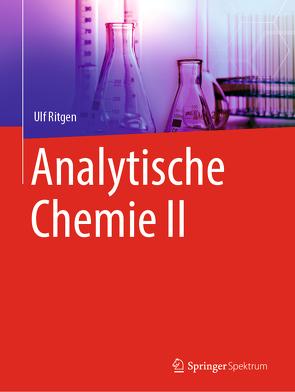 Analytische Chemie II von Oligschleger,  Christina, Ritgen,  Ulf