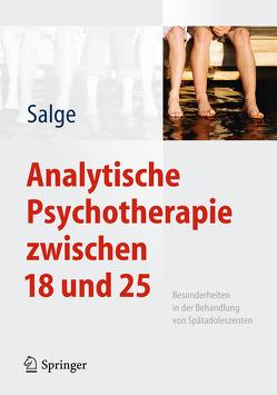 Analytische Psychotherapie zwischen 18 und 25 von Salge,  Holger