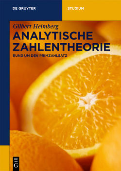 Analytische Zahlentheorie von Helmberg,  Gilbert