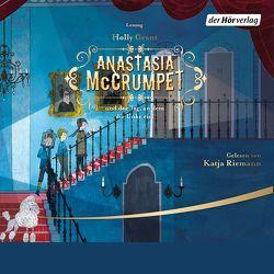 Anastasia McCrumpet und der Tag, an dem die Unke rief von Grant,  Holly, Höfker,  Ursula, Riemann,  Katja