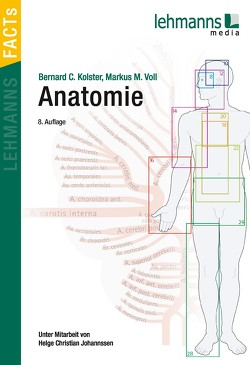 Anatomie von Johannssen,  Helge Chr., Kolster,  Bernhard, Voll,  Markus M.