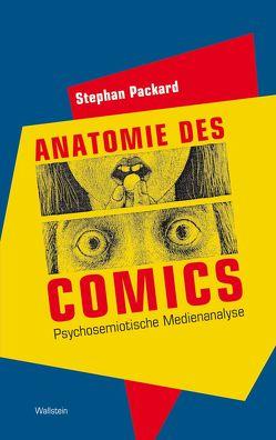 Anatomie des Comics von Packard,  Stephan