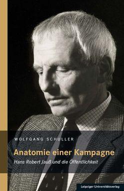 Anatomie einer Kampagne von Schuller,  Wolfgang