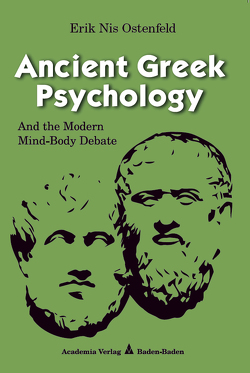 Ancient Greek Psychology von Ostenfeld,  Erik Nis