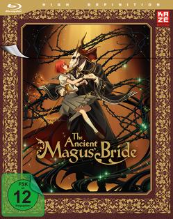 Ancient Magus Bride – Blu-ray 1 mit Sammelschuber (Limited Edition) von Naganuma,  Norihiro
